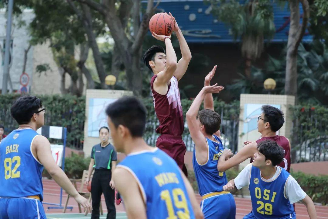 访谈| 深国交2019届毕业生 张斯祺:篮球队长的商务精英之选