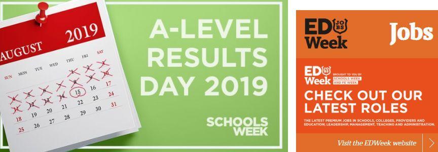 数据:2019年A-Level成绩 A*/A比例分布,热门科目的情况