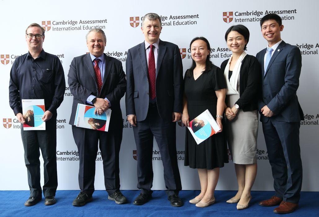 2019剑桥卓越学子奖项发布,深国交继续强势霸屏