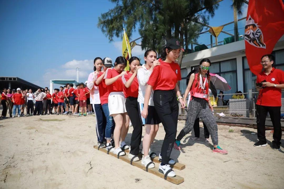 2019年深国交G1年级校外海边拓展活动结束,让青春发光  深国交 学在国交 深圳国际交流学院 户外 Winnie 第25张