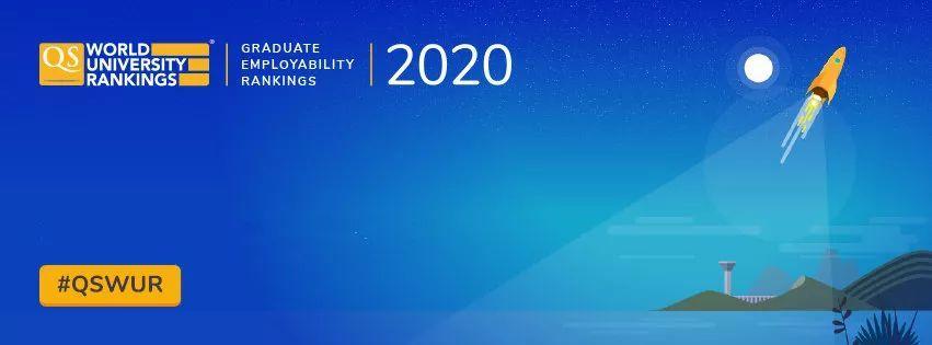 2020年QS世界大学就业竞争力排名出炉,MIT第1!