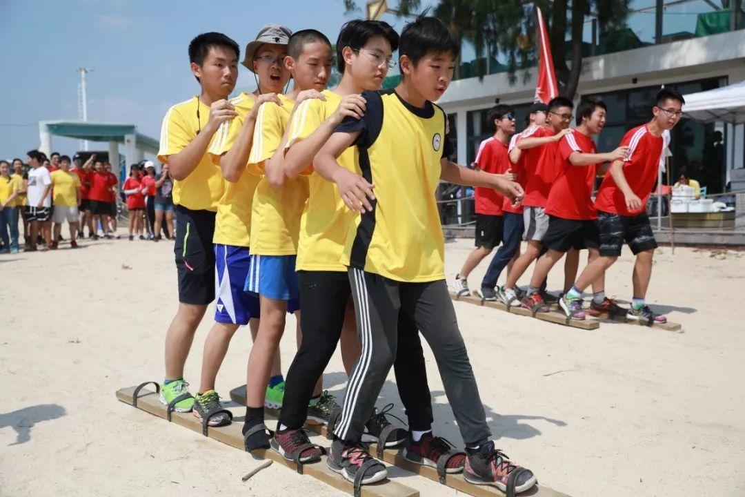 2019年深国交G1年级校外海边拓展活动结束,让青春发光  深国交 学在国交 深圳国际交流学院 户外 Winnie 第45张