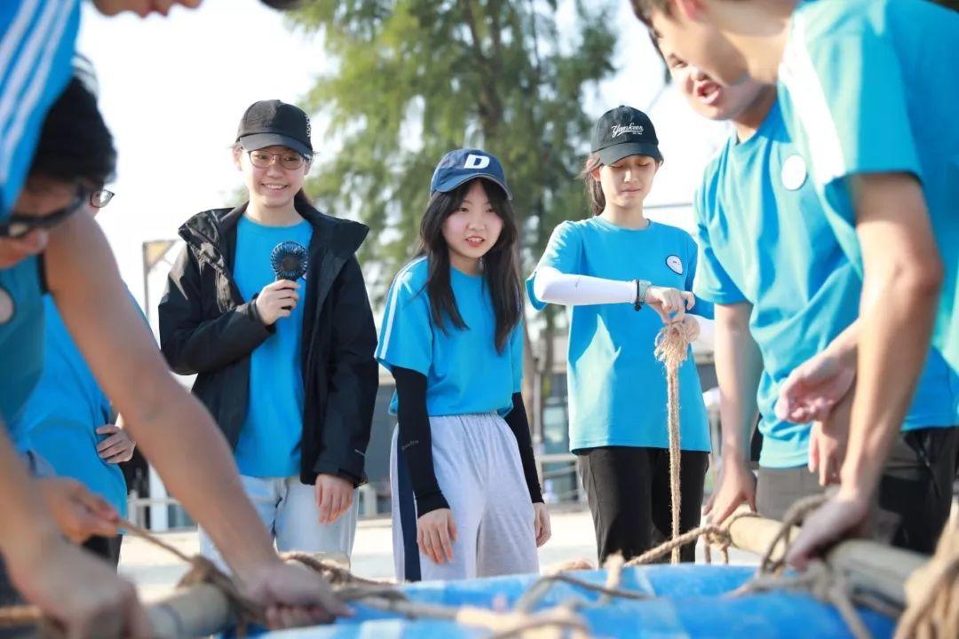 2019年深国交G1年级校外海边拓展活动结束,让青春发光  深国交 学在国交 深圳国际交流学院 户外 Winnie 第37张