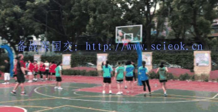 深国交2019年G年级篮球赛(女子组)  -- Wood House也打入决赛