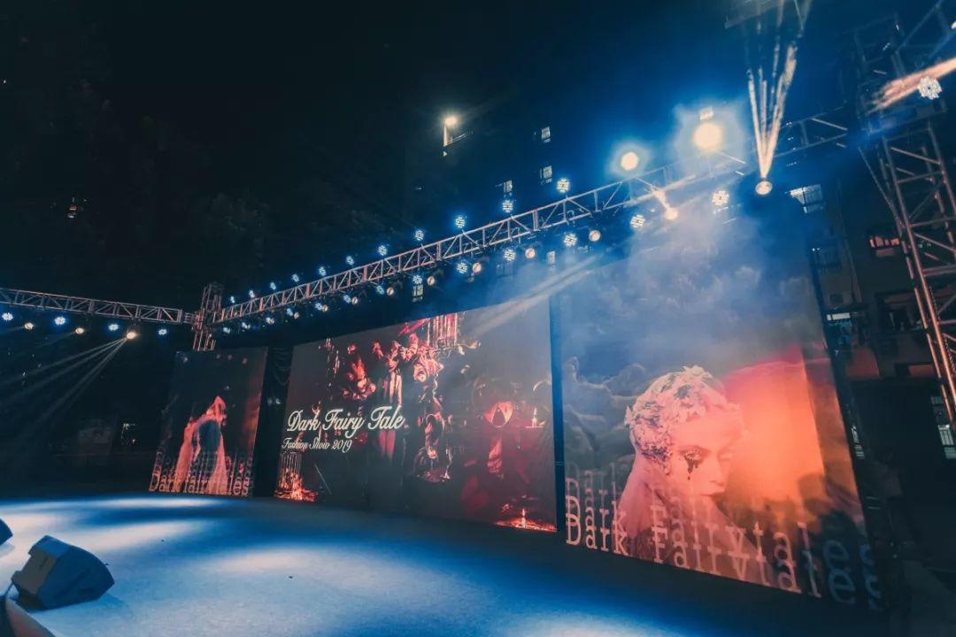 深国交2019年Fashion Show | 艺术与时尚,在此绽放