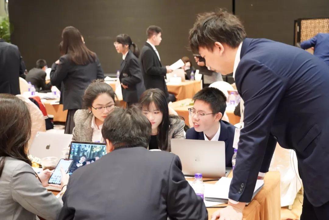 深国交金融社和深国交商务实践社 -- SUCC|商赛决赛落幕