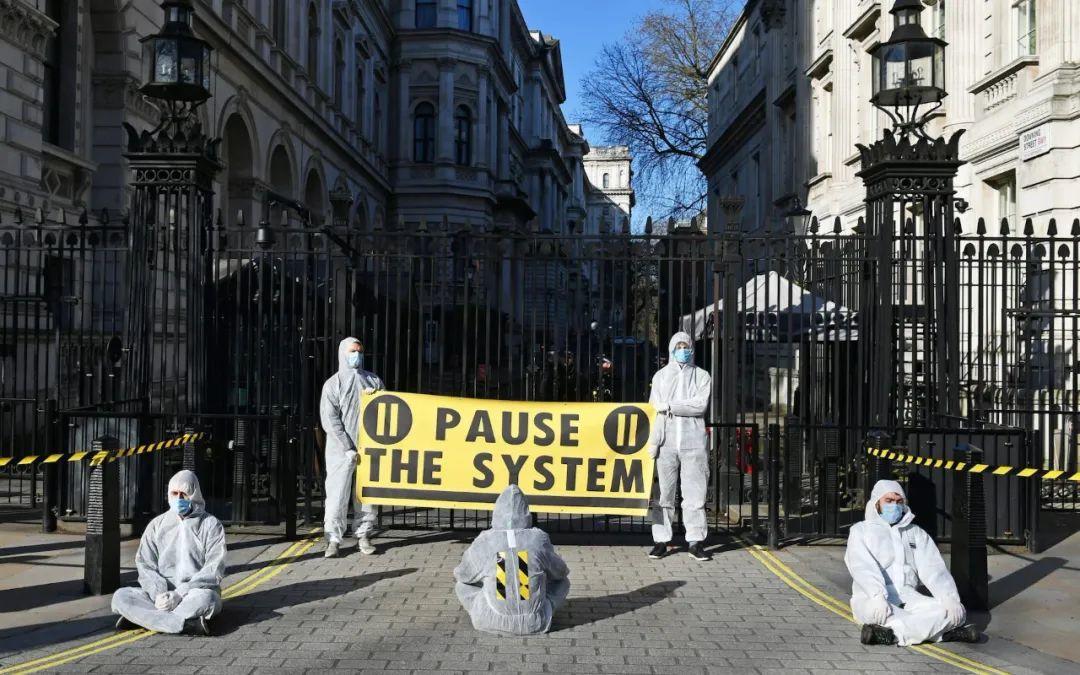 了解一下目前英国的疫情情况,以及英国政府是如何处理疫情的  疫情相关 第16张