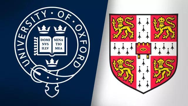 牛津官网发出的声音:我们与剑桥有这些不同!