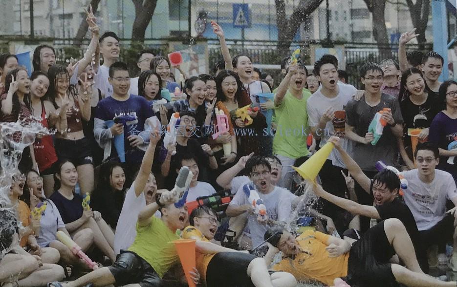 在深国交上学 - 校园友谊与氛围 Friendship and atmosphere (08)