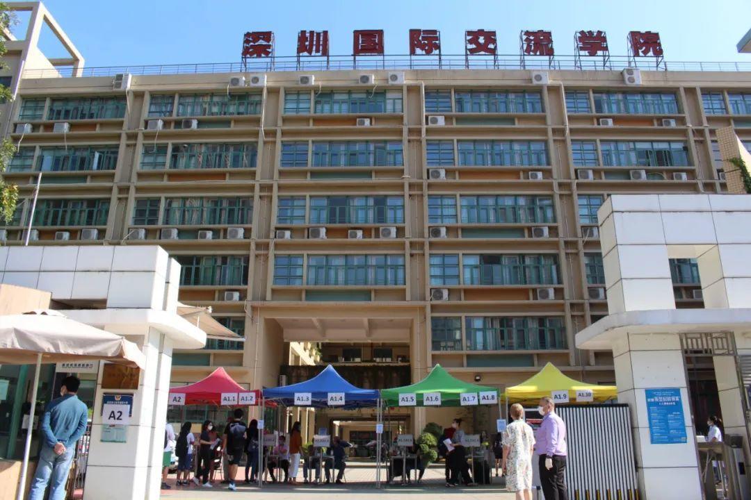 深圳国际交流学院(SCIE)A年级同学于2020.04.30日正式复课