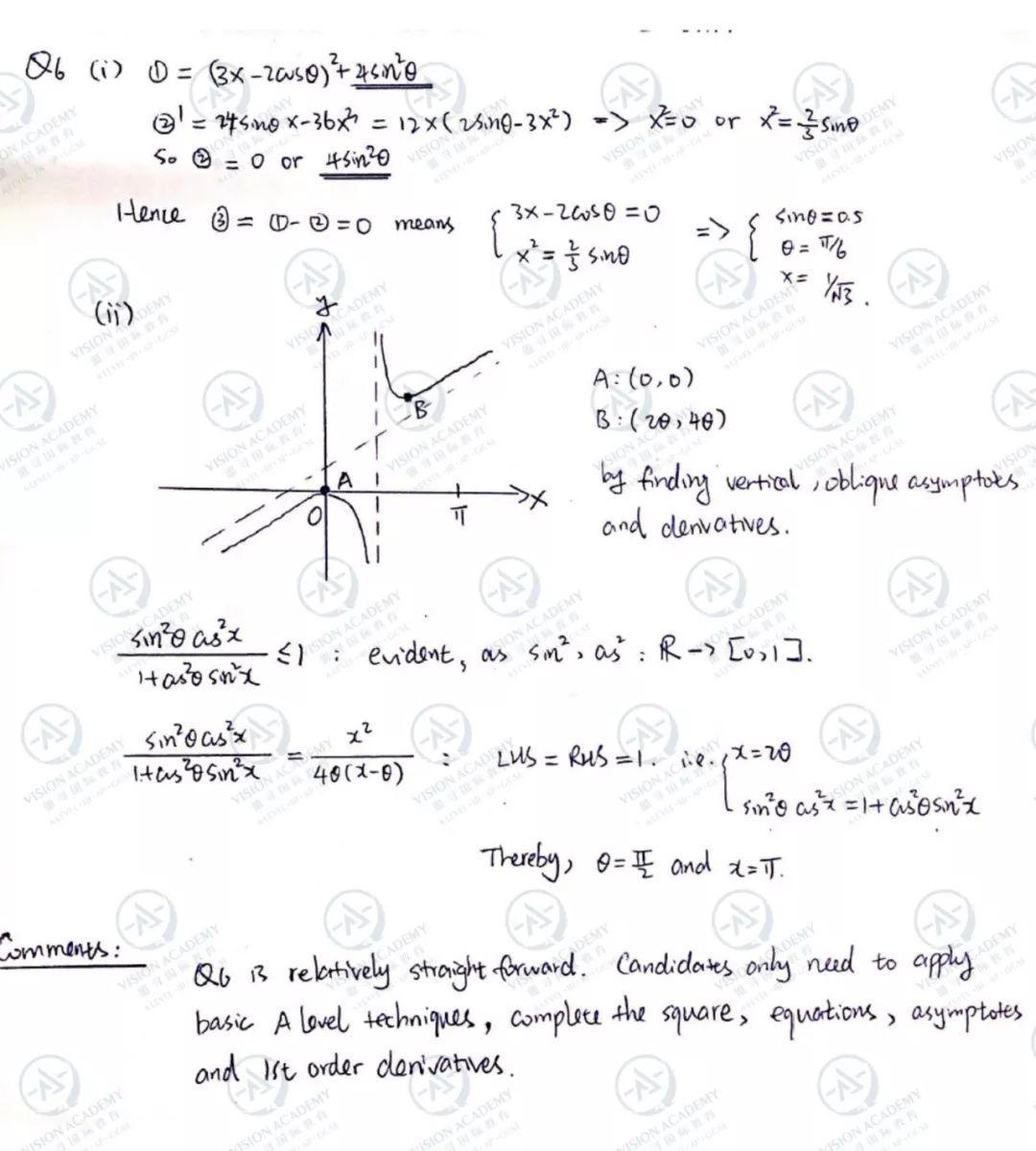 19年STEP1&2最全答案解析+点评+预测来了!自评快看  牛津大学 考试 竞赛 第17张