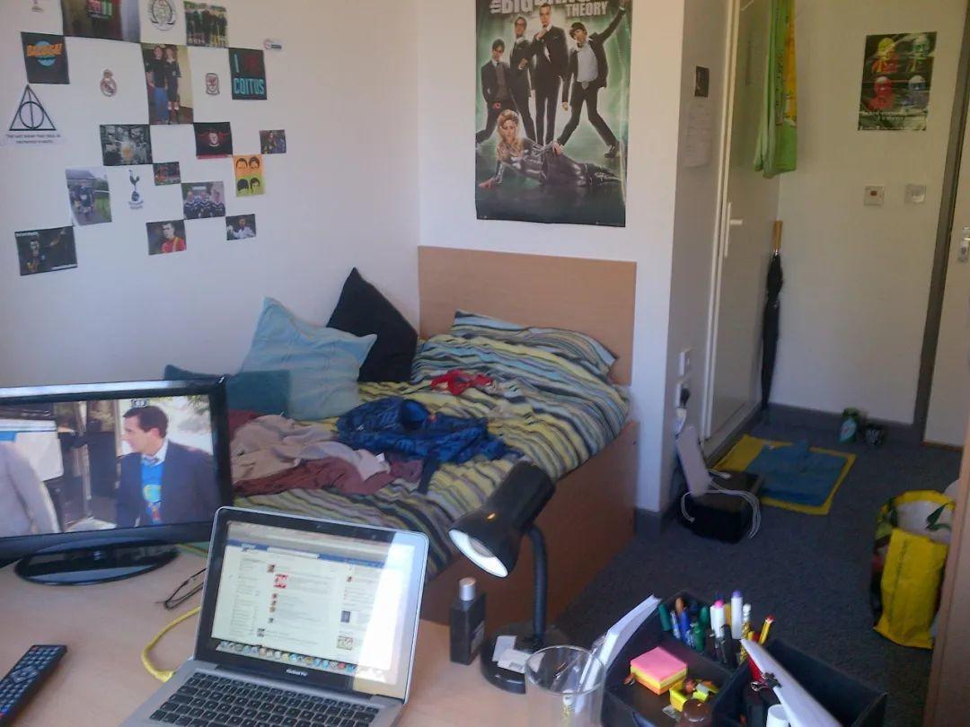不P图也不开滤镜,看看英国大学宿舍里的真实颜值(第二季)  英国留学 第23张