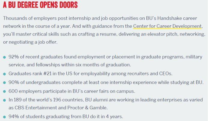 全球30所就业实力最好的大学!美国18所高校上榜,英国只有2所?  数据 就业 第20张