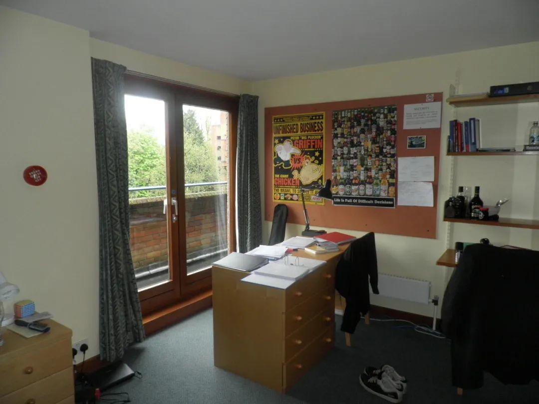 不P图也不开滤镜,看看英国大学宿舍里的真实颜值(第二季)  英国留学 第18张