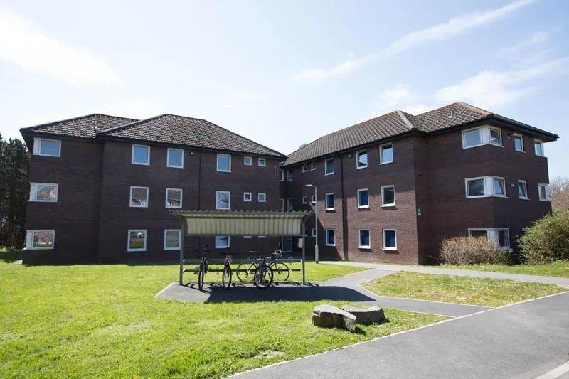不P图也不开滤镜,看看英国大学宿舍里的真实颜值(第二季)  英国留学 第22张