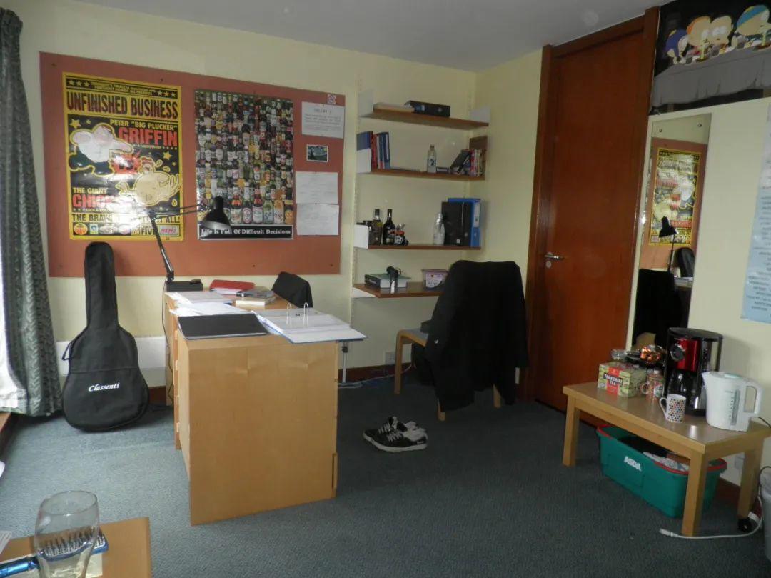 不P图也不开滤镜,看看英国大学宿舍里的真实颜值(第二季)  英国留学 第16张