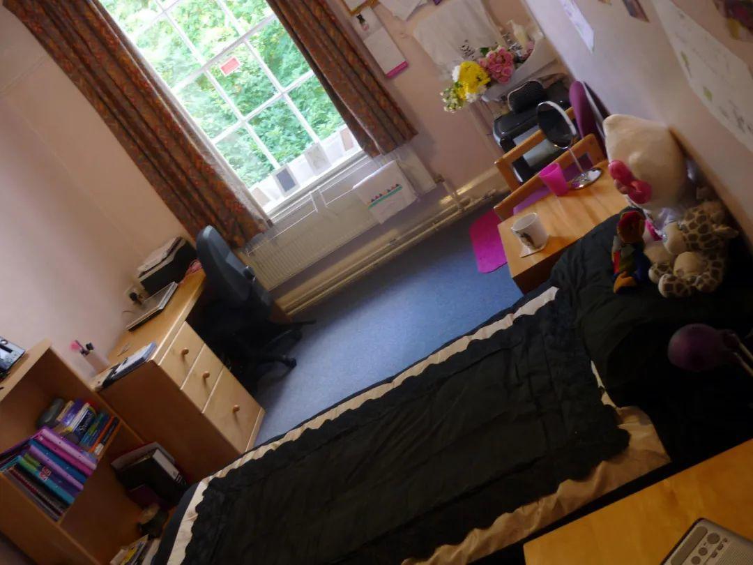不P图也不开滤镜,看看英国大学宿舍里的真实颜值(第二季)  英国留学 第28张
