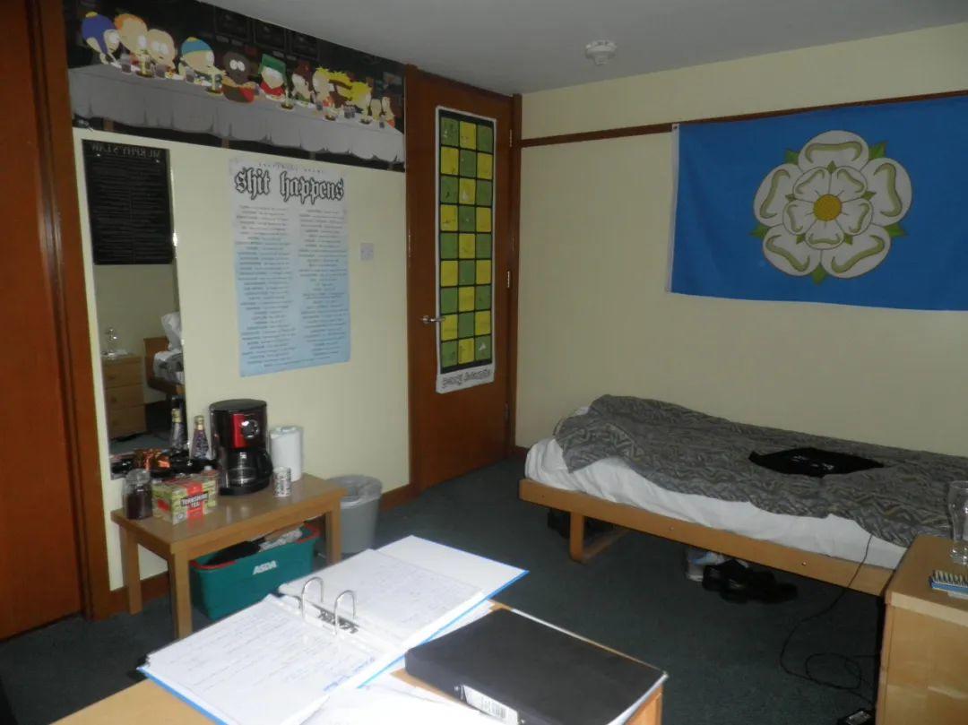 不P图也不开滤镜,看看英国大学宿舍里的真实颜值(第二季)  英国留学 第17张