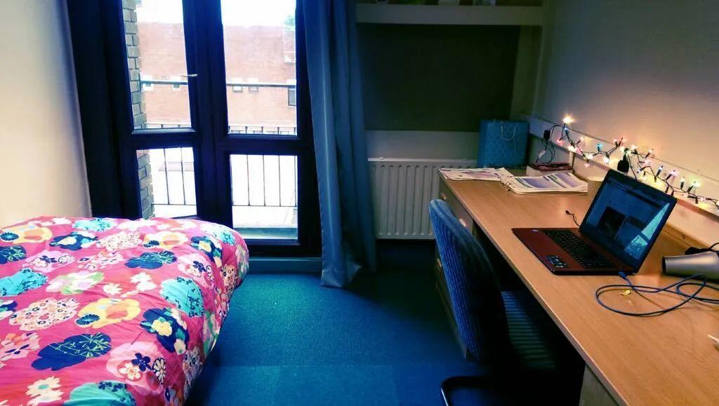 不P图也不开滤镜,看看英国大学宿舍里的真实颜值(第二季)  英国留学 第19张