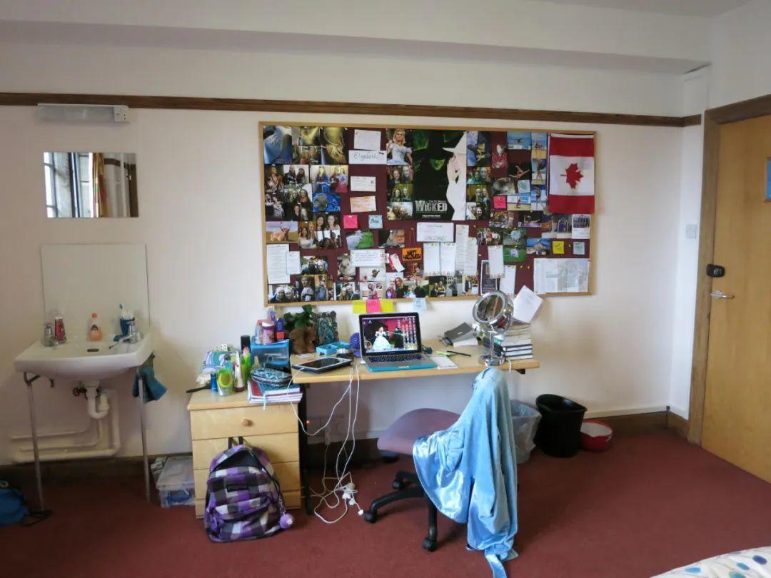 不P图也不开滤镜,看看英国大学宿舍里的真实颜值(第二季)  英国留学 第32张