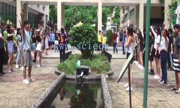 【视频】深国交2020年届A2学生毕业快闪  -- 舞动青春之歌