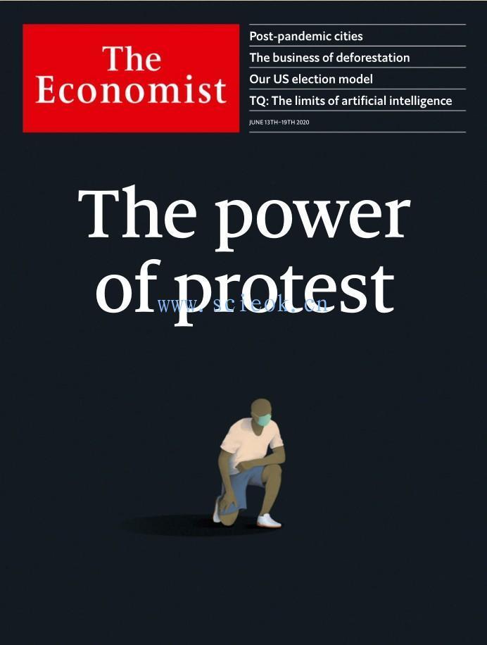 The Economist|《经济学人》杂志电子版英文版(2020.6.13)  英文原版杂志 经济学人电子版 第2张