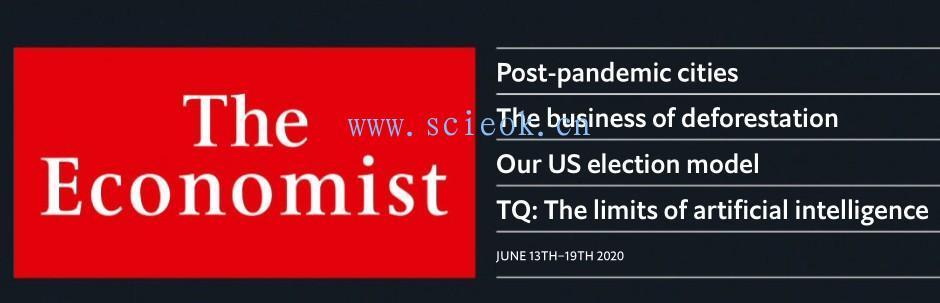 The Economist|《经济学人》杂志电子版英文版(2020.6.13)