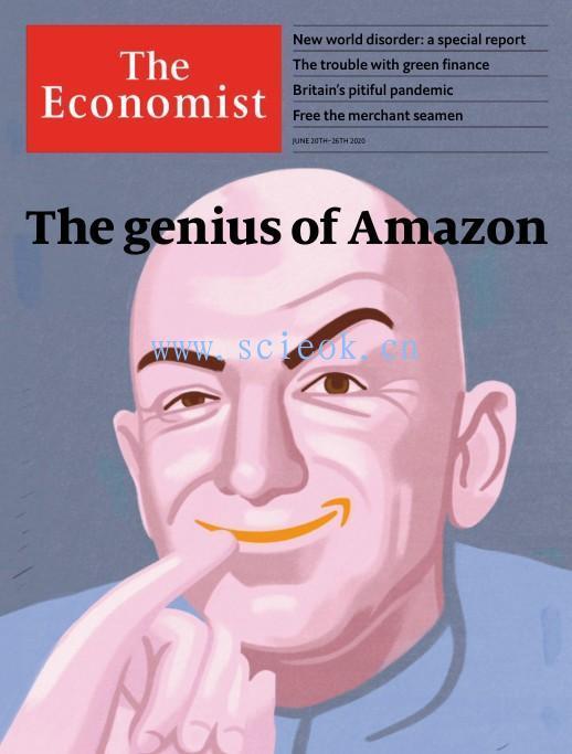 The Economist|《经济学人》杂志电子版英文版(2020.6.20)  英文原版杂志 经济学人电子版 Economist 第2张