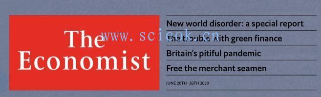 The Economist|《经济学人》杂志电子版英文版(2020.6.20)  英文原版杂志 经济学人电子版 Economist 第1张