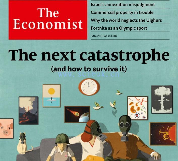 The Economist|《经济学人》杂志电子版英文版(2020.6.27)