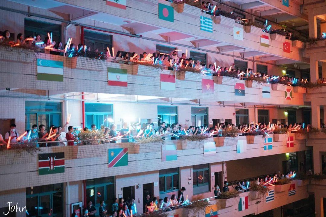 深国交高中部校区在水围村最后的时光 -- 以7天时间,告别17年  深国交 深圳国际交流学院 第21张