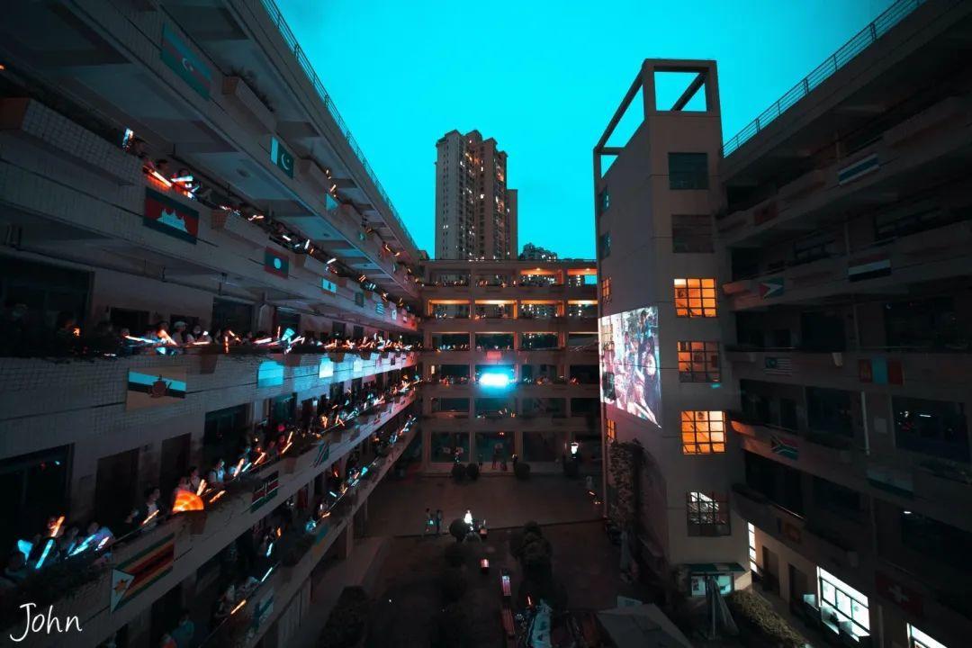 深国交高中部校区在水围村最后的时光 -- 以7天时间,告别17年  深国交 深圳国际交流学院 第22张