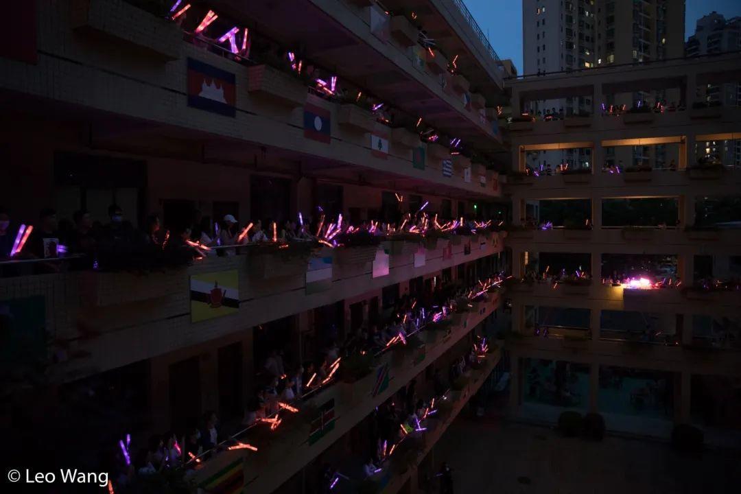 深国交高中部校区在水围村最后的时光 -- 以7天时间,告别17年  深国交 深圳国际交流学院 第19张