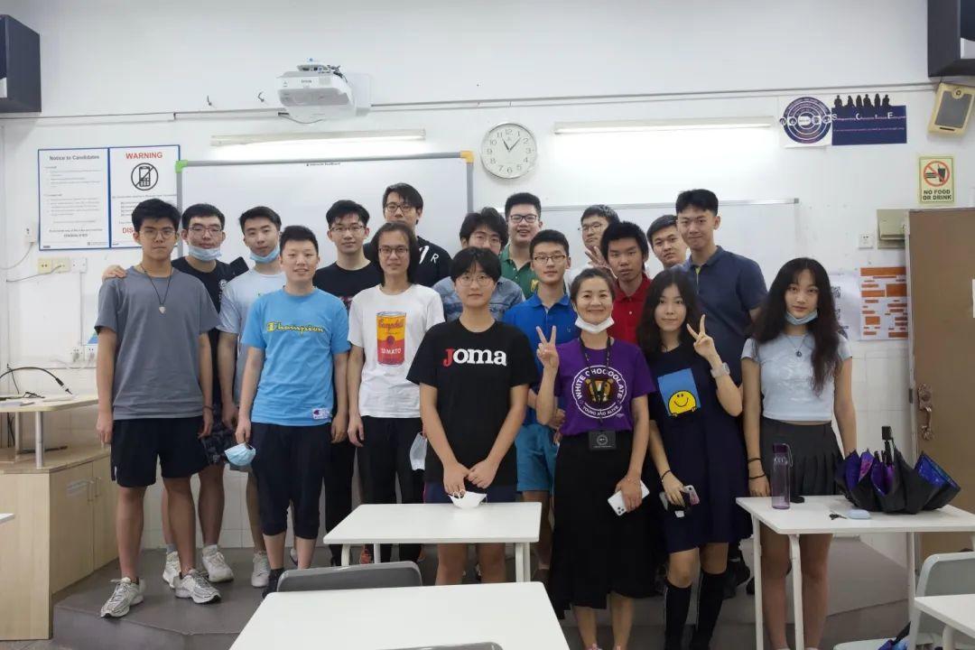 深国交高中部校区在水围村最后的时光 -- 以7天时间,告别17年  深国交 深圳国际交流学院 第9张
