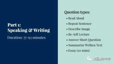 PTE(Pearson Test of English Academic) 报考流程及题型详解