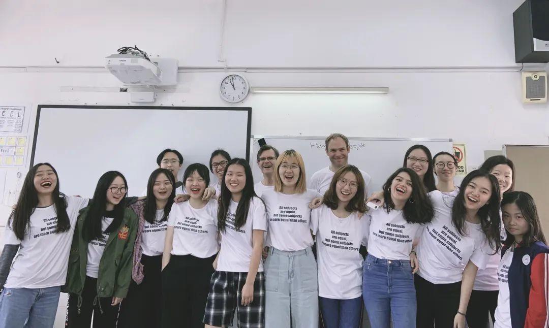 访谈 深国交2020届毕业生 陈沛欣:去剑桥做哲学世界里的追光者  第6张