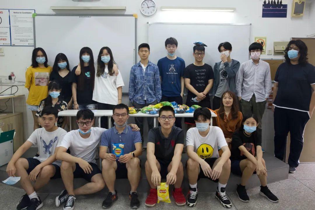 深国交高中部校区在水围村最后的时光 -- 以7天时间,告别17年  深国交 深圳国际交流学院 第10张