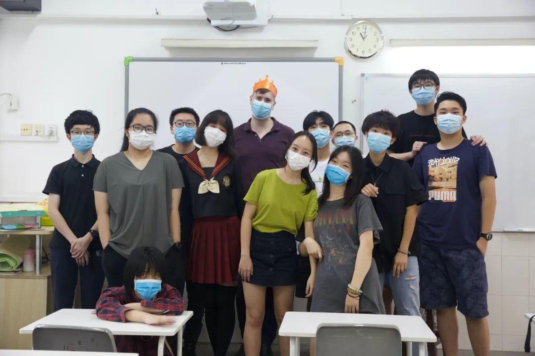 深国交高中部校区在水围村最后的时光 -- 以7天时间,告别17年  深国交 深圳国际交流学院 第11张