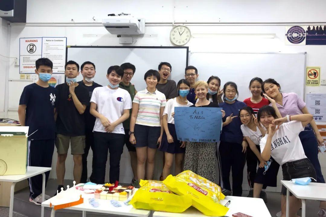 深国交高中部校区在水围村最后的时光 -- 以7天时间,告别17年  深国交 深圳国际交流学院 第8张
