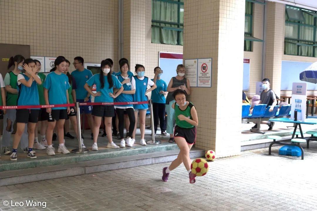 深国交高中部校区在水围村最后的时光 -- 以7天时间,告别17年  深国交 深圳国际交流学院 第15张