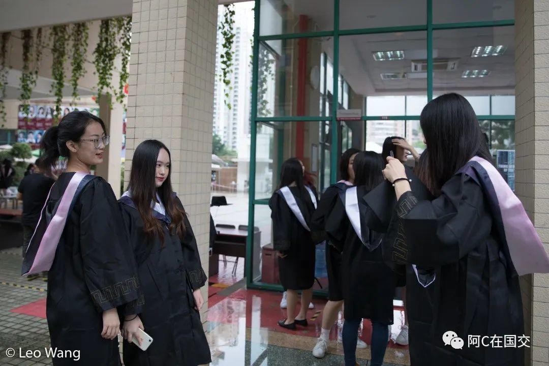 SCIE CLASS of 2020 深国交2020毕业生告别学校告别水围  学在国交 深国交 深圳国际交流学院 第4张