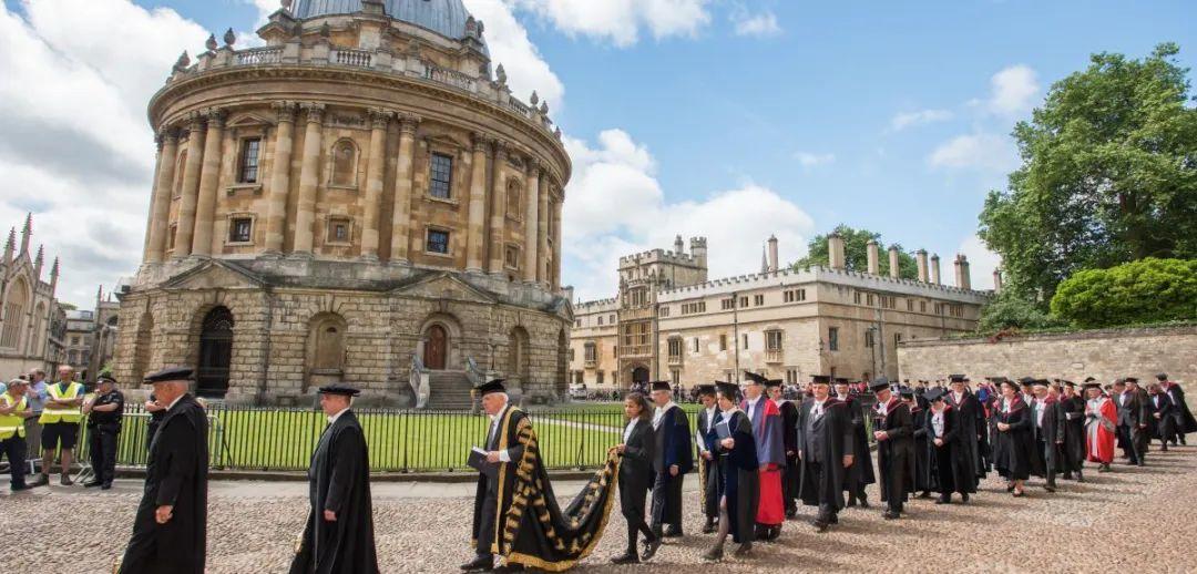 2021最难进的十所英国大学!你的A-level和GCSE成绩有戏吗?  数据 英国大学 牛津大学 第6张