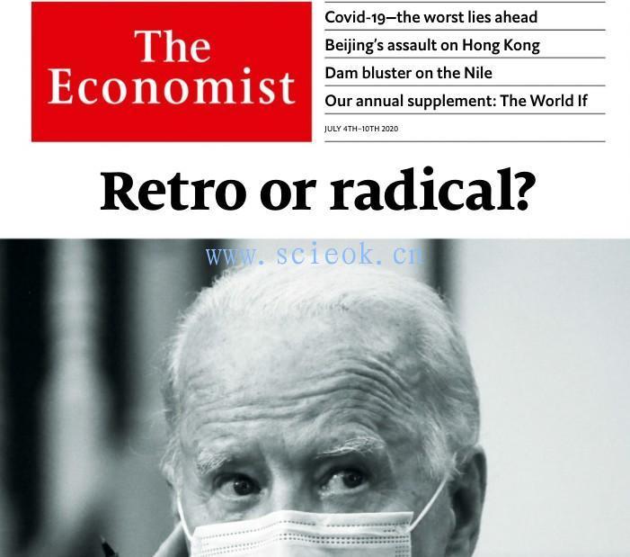 The Economist|《经济学人》杂志电子版英文版(2020.07.04)  英文原版杂志 经济学人电子版 Economist 第1张