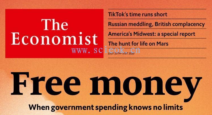 The Economist|《经济学人》杂志电子版英文版(2020.07.25)