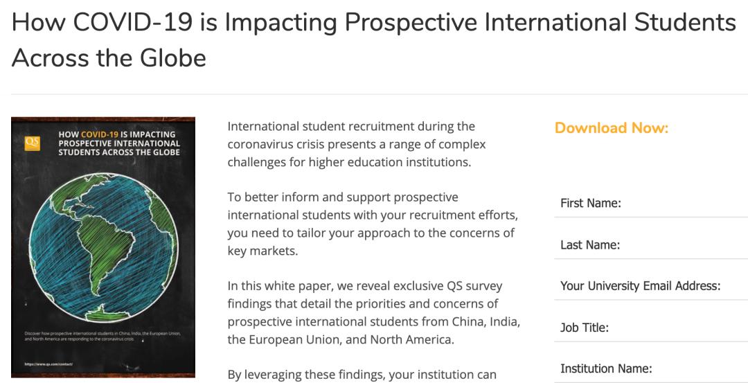 报告调查:2020疫情期间 仅有4%中国留学生放弃留学计划!  数据 疫情相关 第1张