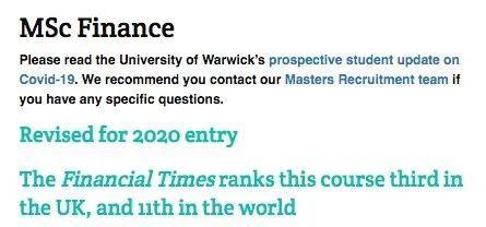 全球金融硕士排名发布:英国13所商学院霸榜!  数据 英国大学 第7张