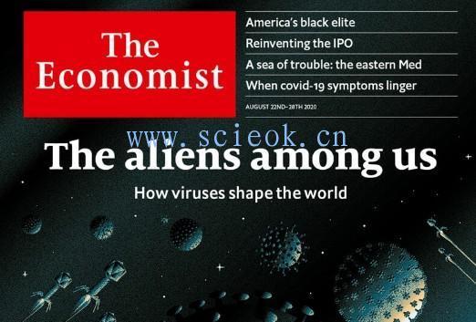 The Economist|《经济学人》杂志电子版英文版(2020.08.22)