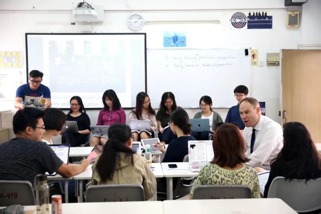 剑桥国际专访深国交Richard老师:探寻社会学的想象力