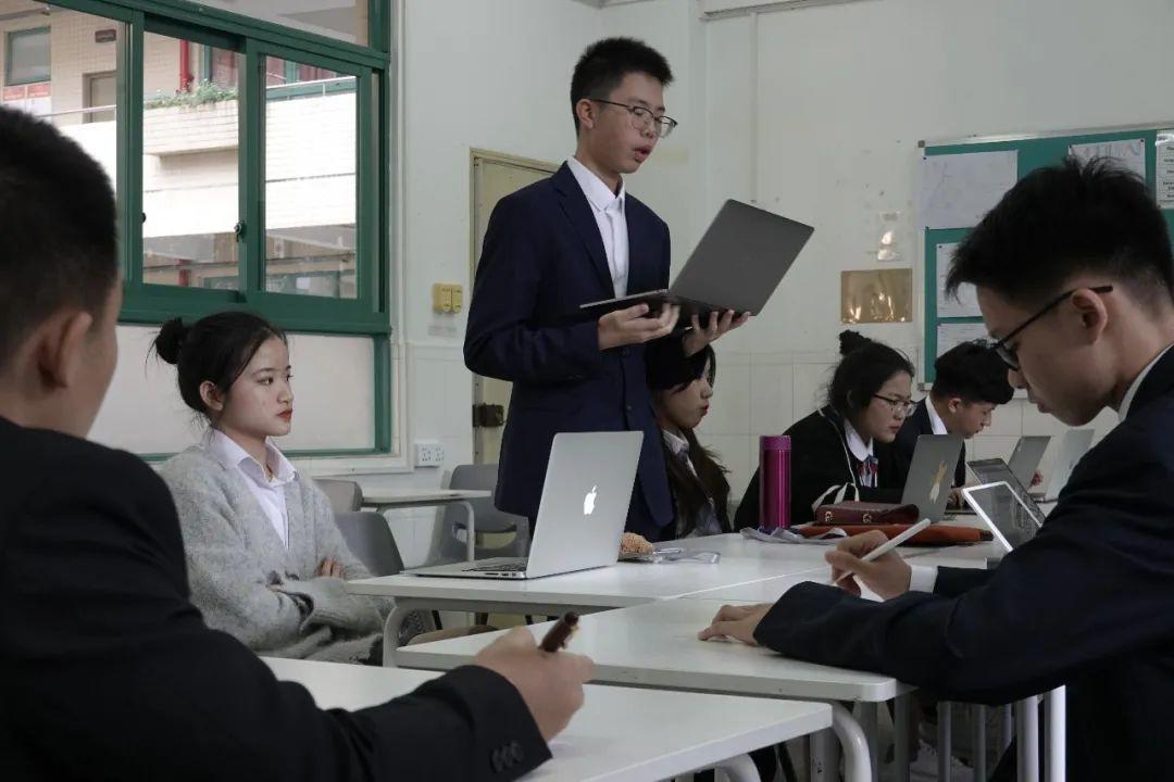 深国交金融社 SFC | 2020招新:2020新生看过来  深国交 深圳国际交流学院 第8张