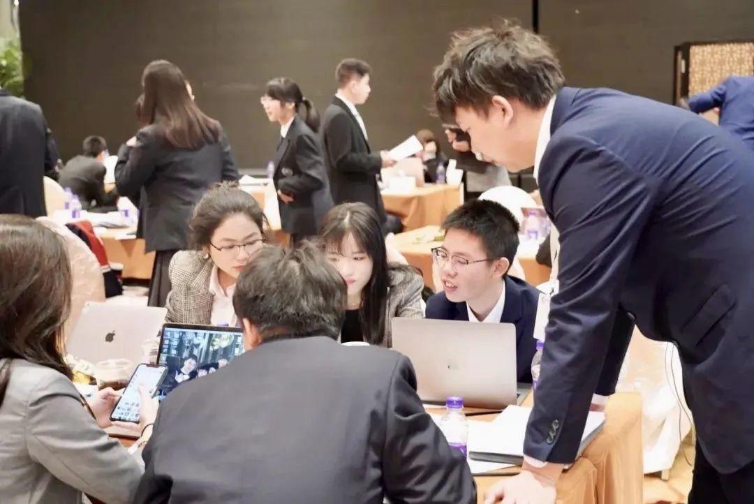 深国交商务实践社 BPC 正在招新 2020新生看过来  深国交 学在国交 深圳国际交流学院 Winnie 第7张